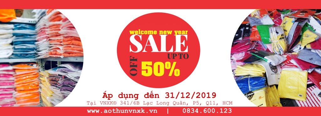 Sale off t-shirt 2019